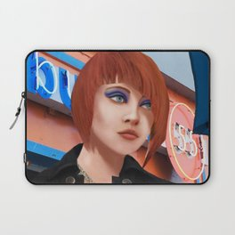 OUT TO LUNCH Laptop Sleeve