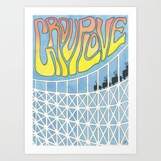 Grouplove Band Poster Art Print