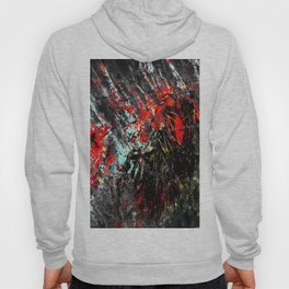 Red Splash Hoody