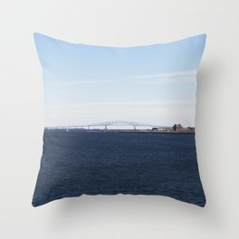 Bahamas Cruise Series 15 Throw Pillow