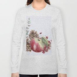 Winter Composition 2 Long Sleeve T-shirt