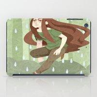 robin hood iPad Cases featuring Robin Hood by Nano Rain
