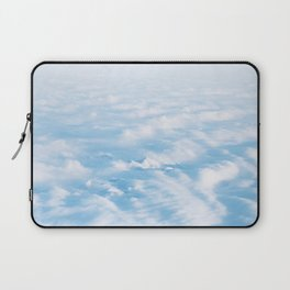 Above the mountains Laptop Sleeve