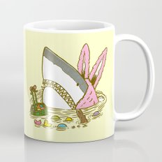 The Easter Shark Mug