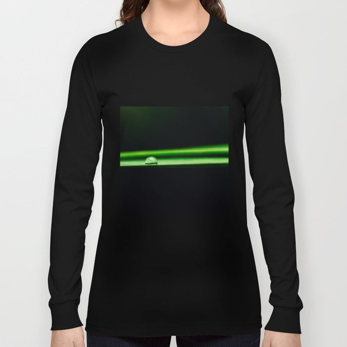 alone there Long Sleeve T-shirt