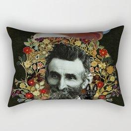 0. The Fool Rectangular Pillow