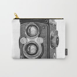 Yashica Vintage Camera Carry-All Pouch