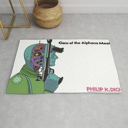 Clans of the Alphane Moon Rug