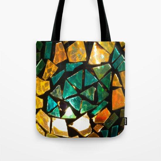 Broken Glass Tote Bag