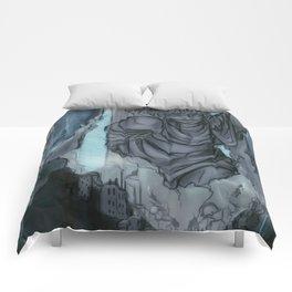 Waterfall Village Comforters