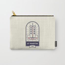 ST. MARTIN - BERLIN 1929 Carry-All Pouch