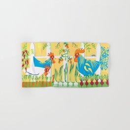Earlybirds Hand & Bath Towel