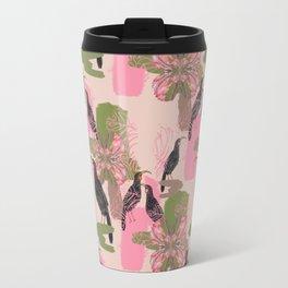 Huias and Proteas Travel Mug
