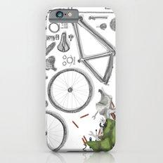 a bike's flatlay iPhone 6s Slim Case
