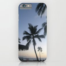 Blue Hawaiian Sunset iPhone 6s Slim Case
