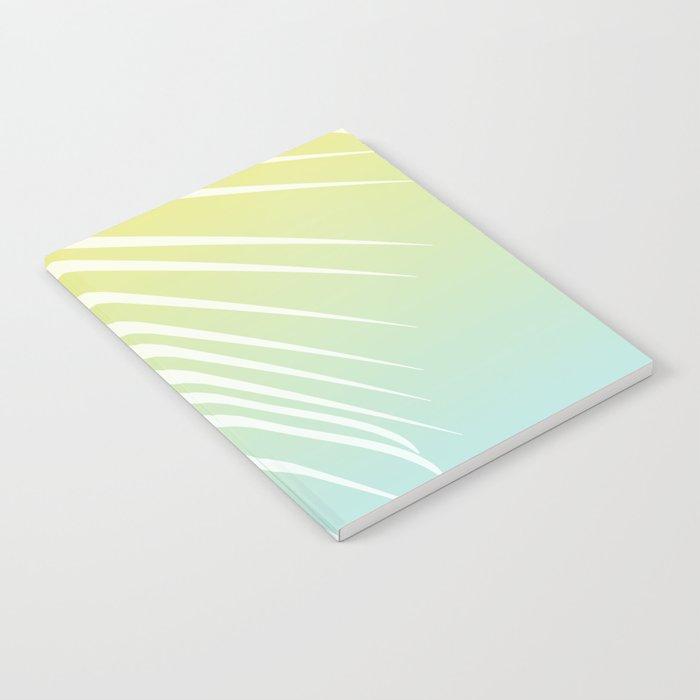 Pastel Palm 03 Notebook