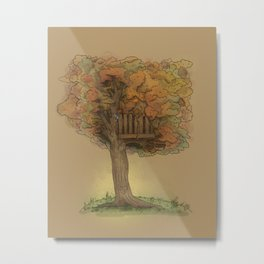 Another Autumn Metal Print
