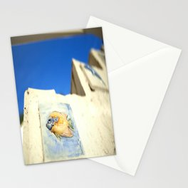 St Tropez Fish Steps Stationery Cards