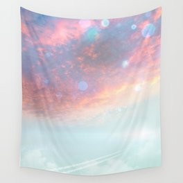 Morning Sky Wall Tapestry