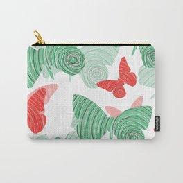 Butterflies- Mariposas Carry-All Pouch
