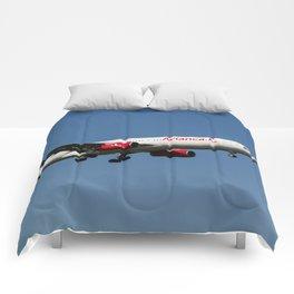 Avianca Airbus A330 Comforters