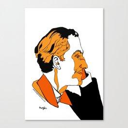 Gershwin Canvas Print