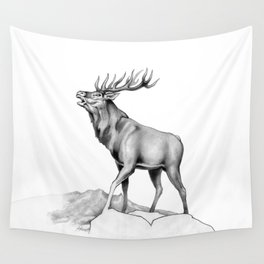 The Challenge Wall Tapestry