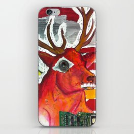 A New Type of Hunt iPhone Skin