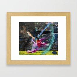 Degenerate Art (oil on canvas) Framed Art Print