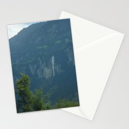 Water Falls Stationery Cards