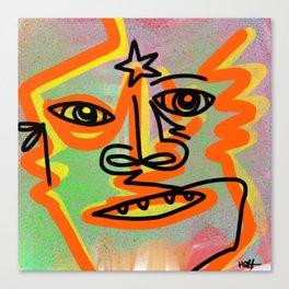 Conciousness Canvas Print