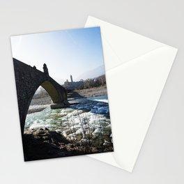 The Bridge - Italy Stationery Cards