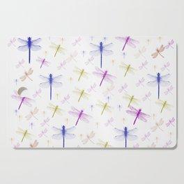 Dragonfly Pattern Cutting Board