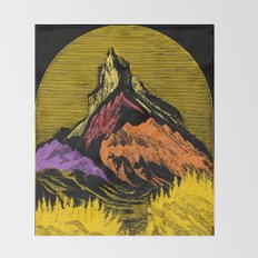 The Acid Peak of Tempests Throw Blanket