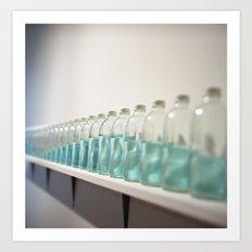 Rollei Bottle Art Print