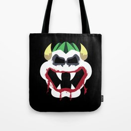 Joke's On You Bowser Tote Bag
