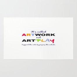 ARTWORK Rug