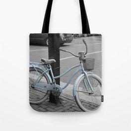 Bikeblu Tote Bag