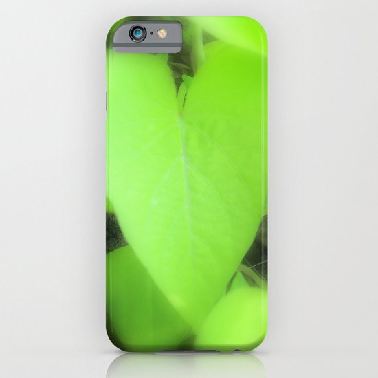 The Heart of Mother Earth iPhone & iPod Case