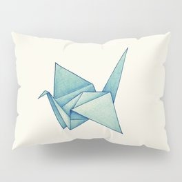 High Hopes | Origami Crane Pillow Sham