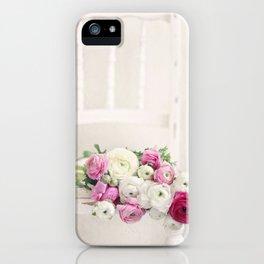 Playful Petals iPhone Case