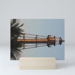 Sanibel Light Mini Art Print
