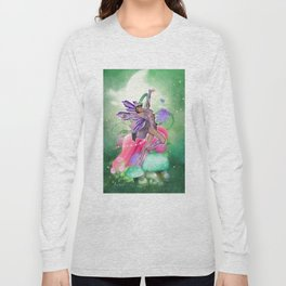 Joyful Fairy .. fantasy Long Sleeve T-shirt