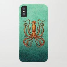 Giant Squid 2 Slim Case iPhone X