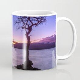 Scottish winter @ blue hour Coffee Mug