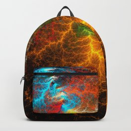 Lightning Thoughts Backpack