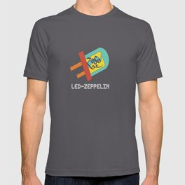 A Tribute to Led Music T-shirt