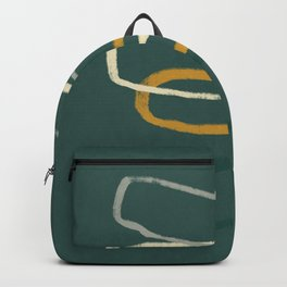 Rings are falling Backpack