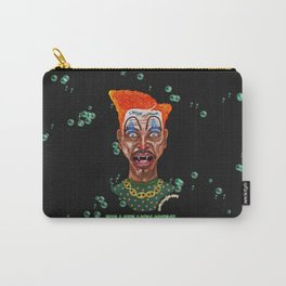 She Took Money From a Clown Carry-All Pouch