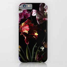 Petal Storm iPhone Case